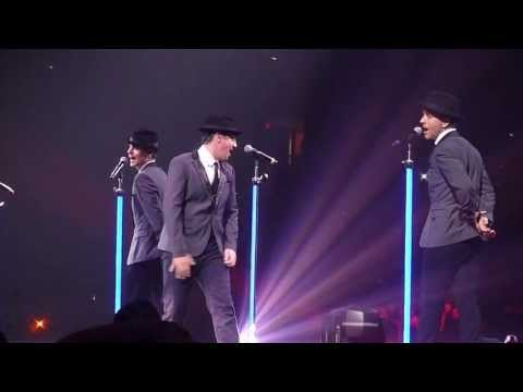Nkotb Package Tour valentine Girl please Don't Go Girl verizon Center, Washington Dc 6 14 13 - Hq video