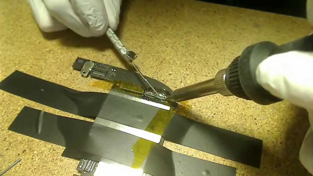 Repair Tutorial Ipad 1 2 3 Digitizer Touch Connector