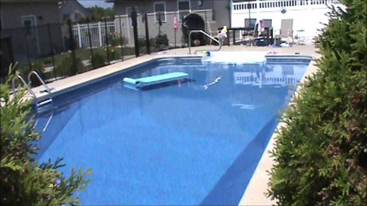 Pool Salt Water Generator Youtube