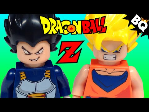 DECOOL Dragon Ball Z Custom LEGO DBZ Figures Review