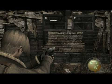 Resident Evil 4 Full HD gameplay on PCSX2