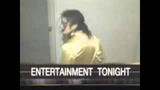 Michael Jackson - Dangerous tour backstage 1992 RARE
