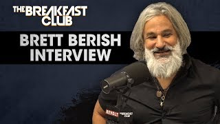 Brett Berish On Building The Luc Belaire Brand, Collabing With Artists, Self-Made + More