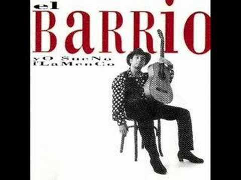 El Barrio - yo sueno flamenco-el barrio