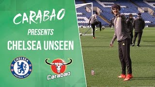 CHELSEA UNSEEN: David Luiz's bottleflip, Fabregas' sweet volley & Ji So-Yun's awesome overhead kick