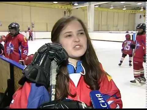 Специальный репортаж «Женская команда по хоккею» от 01.06.17