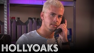 Hollyoaks: Cleo Comes To Joel's Rescue
