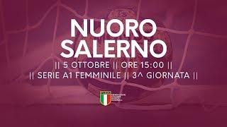 Serie A1F [3^]: Nuoro - Salerno 21-30