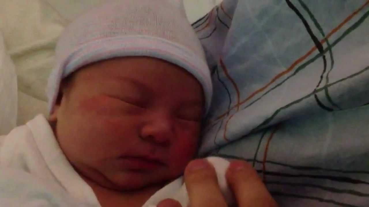 Newborn korean baby