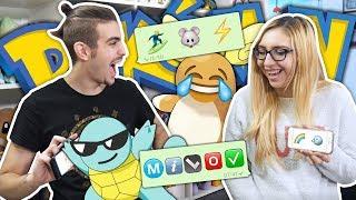 Riesci ad indovinare le EMOJI Pokémon create dai FAN?😜 w/ Michelle