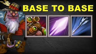 Base to Base Sniper Passive Build | Dota 2 Ability Draft