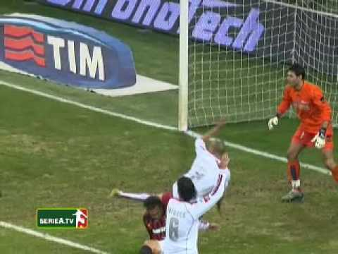 Day 16: AC Milan-Livorno Highlights