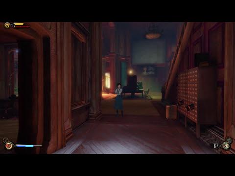 Misc Computer Games - Bioshock Infinite - Elizabeth