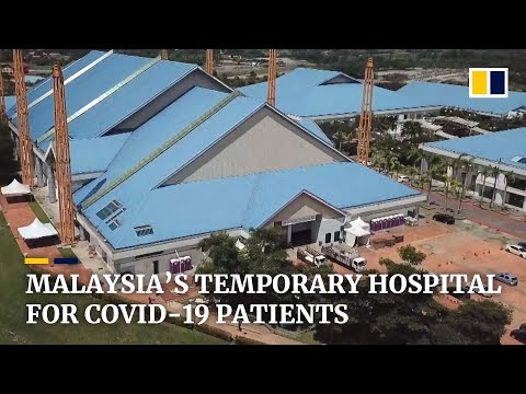 Download  Coronavirus: Malaysia readies temporary hospital for expected Covid-19 battle Gratis, download lagu terbaru