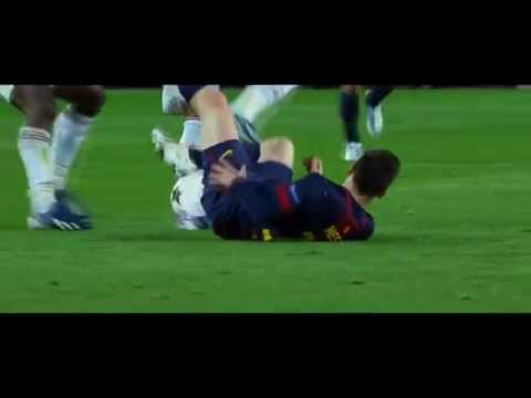Lionel Messi-Dribbling Skills 2012-13 Part 1 HD