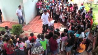 """""""El Evangelio Cambia"""" participó en Jornada Social a comunidad Indígena de Apure"""
