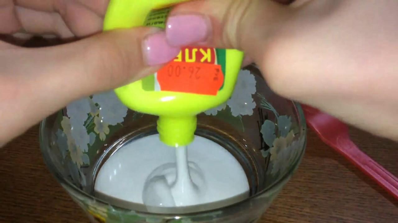 Как сделать лизуна своими руками с тетраборатом натрия и клеем пва 39