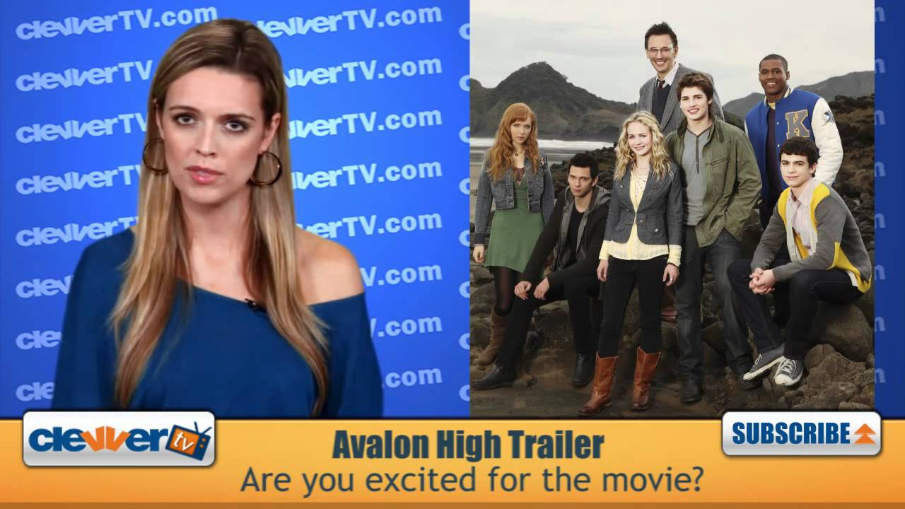 avalon high trailer