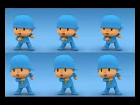 Pocoyo Baila video