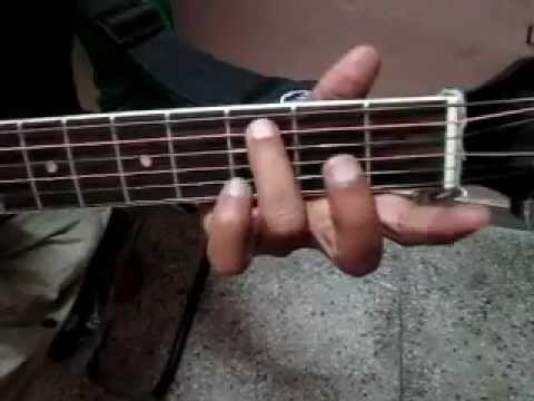 GUITAR LESSON-(TUM HO) ROCK STAR BY KKK.