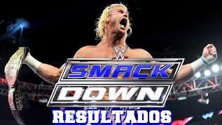 RESULTADOS WWE SMACKDOWN 26/07/16 - DOLPH ZIGGLER IRÁ POR EL TÍTULO DE WWE