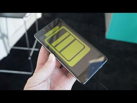 Blu Studio Energy: 5000 mAh Battery Says It All