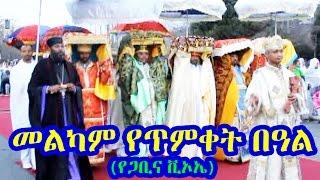 የጥምቀት በአል ልዩ ፕሮግራም (የጋቢና ቪኦኤ) Ethiopian Epiphany Celebration #GabinaVOA