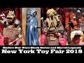 Robo Does Toy Fair: Marvel Legends and Star Wars Black Series Hasbro MP3
