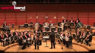 Black Dyke Band plays ÉireTime (Soloist: Gary Curtin) @ World Band Festival Luzern 2015