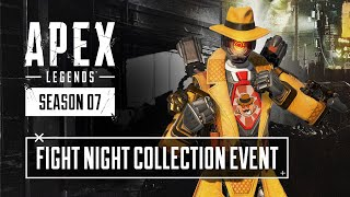 Apex Legends Fight Night Collection Event Trailer
