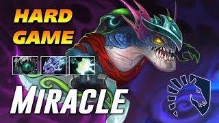 Miracle Slark Hard Game   Dota 2 Pro Gameplay