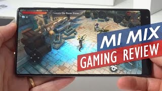 Xiaomi Mi Mix Gaming Review