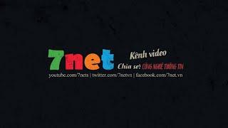 Học công nghệ thông tin online miễn phí - 7net