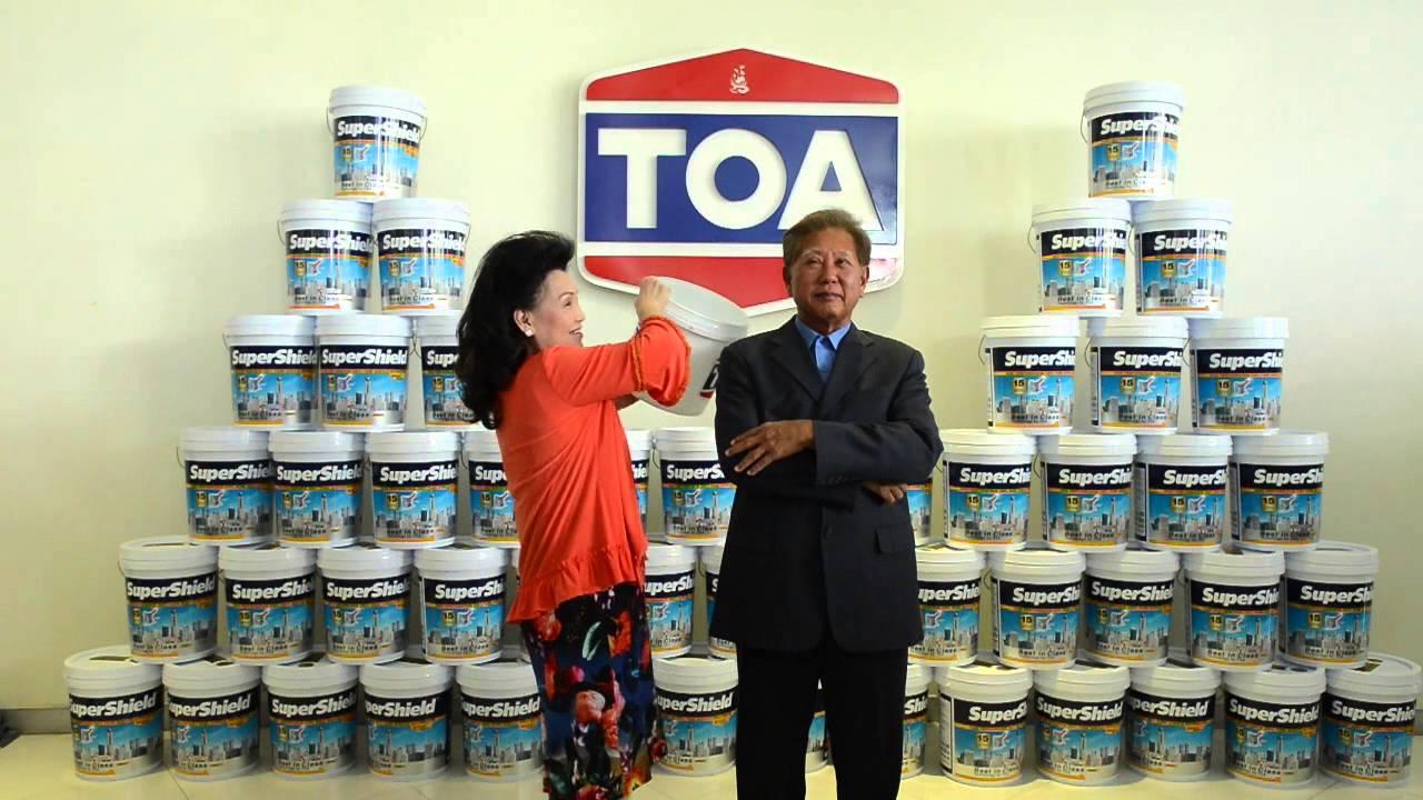 Paint Colors Thailand Toa Paint Thailand Icebucket