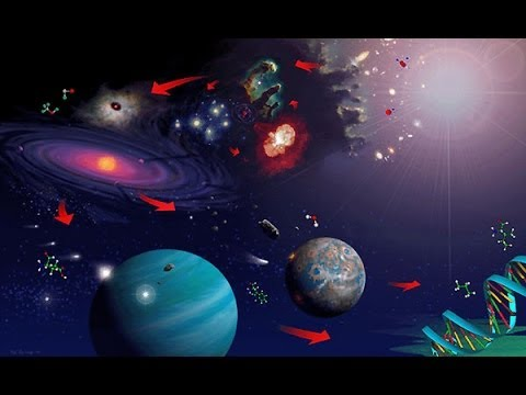 Lecture: 3 Short Stories in Astrobiology
