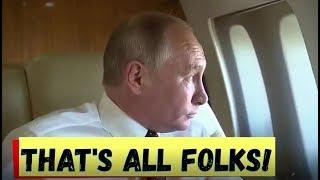 It's a wrap - Putin visits Syria, sorts shit out