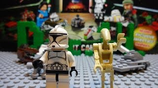 "Stop Motion ""LEGO STAR WARS 2013 ADVENT CALENDAR"" 2nd Week"