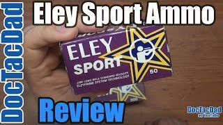 Eley Sport .22LR - Ammo Review