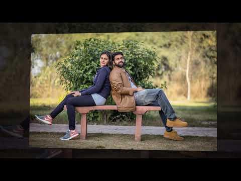 Sukhchain Singh Gill Weds Karamvir Kaur Brar   Muskan Photo Art Gallery Bhamipura (LDH) 98728-02315