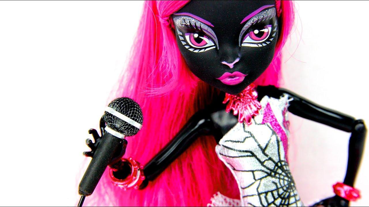 Как сделать микрофон для кукол своими руками