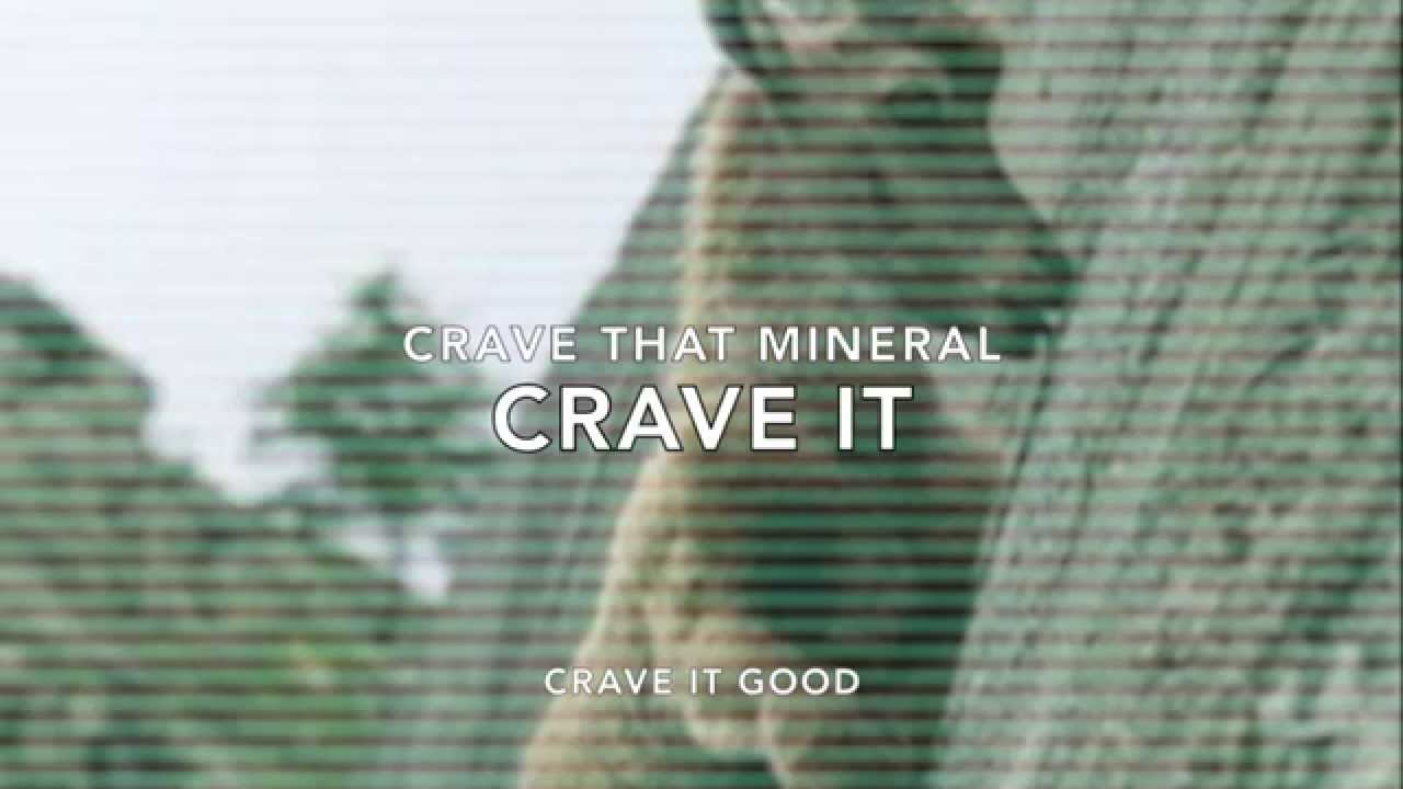 Ibex Crave That Mineral i Crave That Mineral