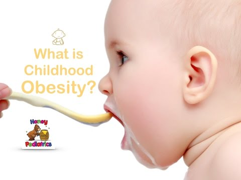 Disease & Disorders: What is childhood obesity | Honey Pediatrics