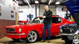 Engine ROAR! 1966 Mustang Boss 429