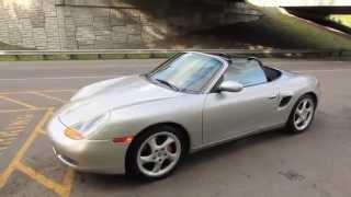 My New 2000 Porsche Boxster S