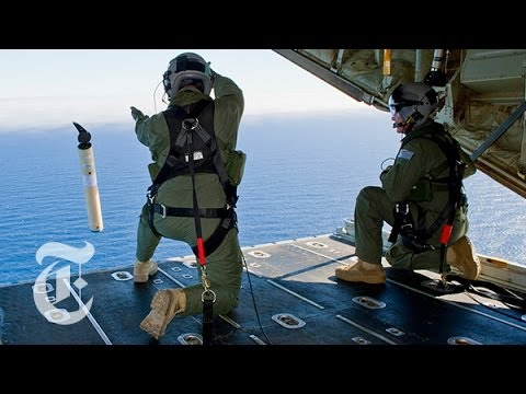 Times Minute 3/21/14 | Behind the Search for Malaysia Airlines Flight 370 | The New York Times