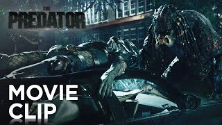 "The Predator | ""Hunting Each Other"" Clip 