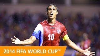 World Cup Team Profile: COSTA RICA