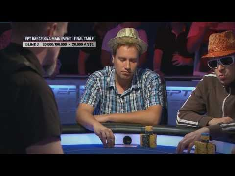 EPT 10 Barcelona 2013 Main Event Final Table Episode 9 PokerStars.com