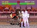 Mortal Kombat 2 arcade Liu Kang Bicycle Kick Only Gameplay Playthrough