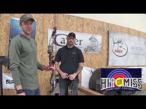 2017 Bow. Finding the Perfect Fit- Part 3 Prime Centergy. Xpedition Denali